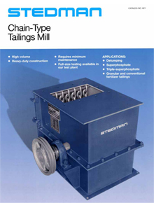 Chain Mill Crushers
