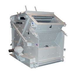 used impact crusher